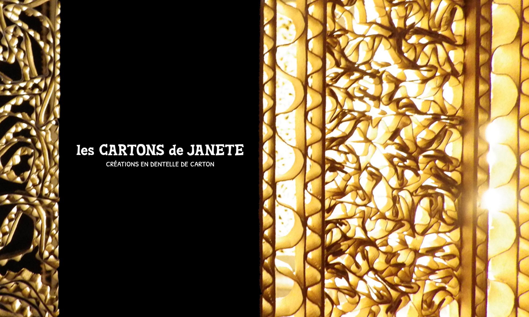Les Cartons de Janete